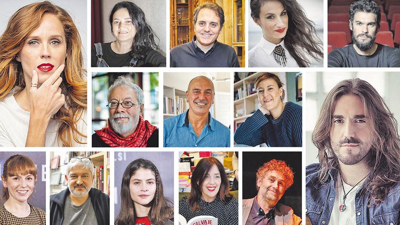 Auga, literatura e rap .Buxos Verdes actuará en Vilalba en la entrega del Premio Agustín Fernández Paz