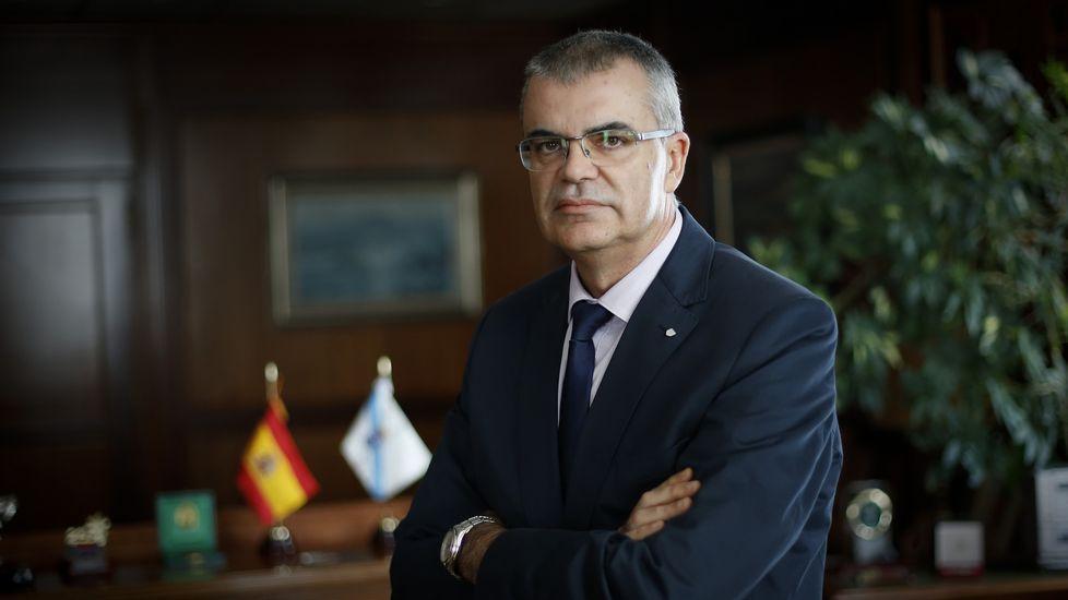 Ceremonia de relevo de mando entre España y Noruega de la agrupación permanente de la Otan Número Uno