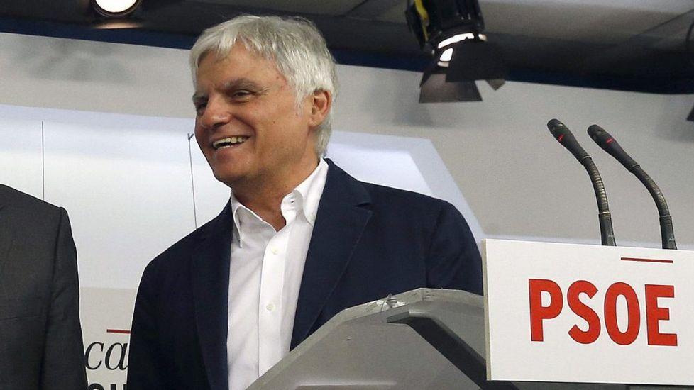 José Miguel Pérez, Secretario Federal de Educación