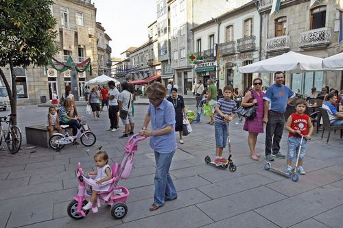 Pontevedra es un ejemplo de ciudad que va en el camino correcto para ser más habitable para las personas