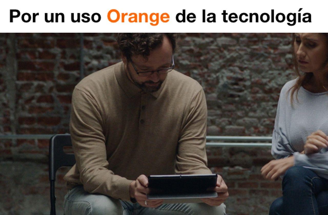 Orange.Antenas de telefonía móvil en Lalín