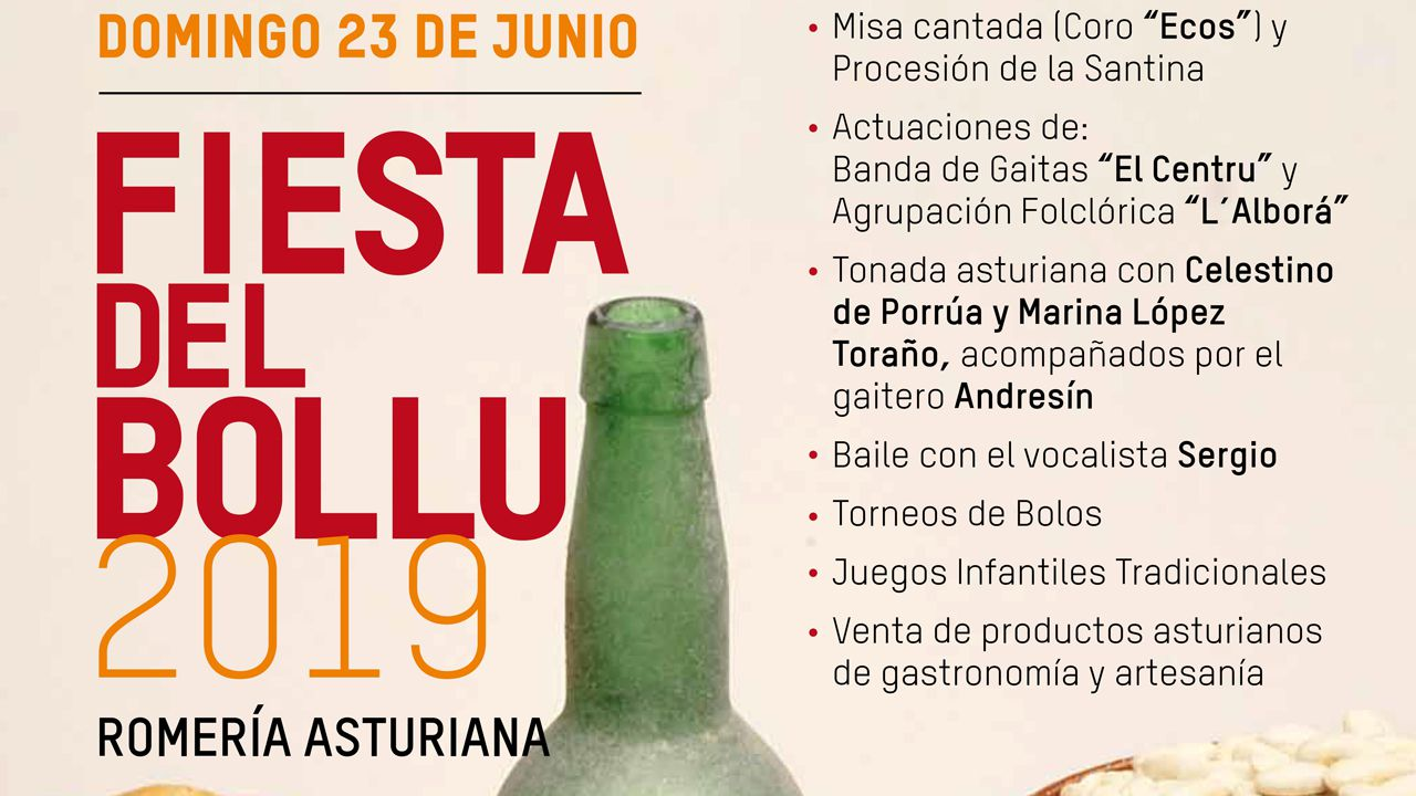 Fiesta del Bollu del Centro Asturiano de Madrid