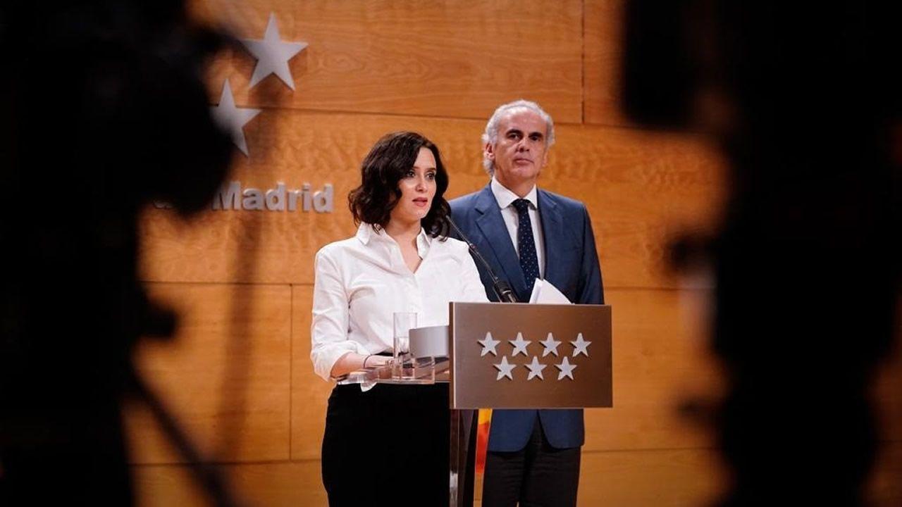EN DIRECTO | La Comunidad de Madrid se prepara ante la amenaza del coronavirus.Plaza de Callao, en Madrid, este jueves