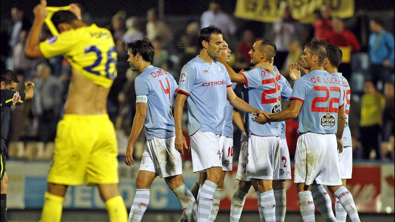 88 - Villarreal B-Celta (2-3) el 30 de octubre del 2011