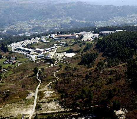 La base militar de la Brilat se extenderá por cuatro parroquias de Pontevedra, Vilaboa y Marín.