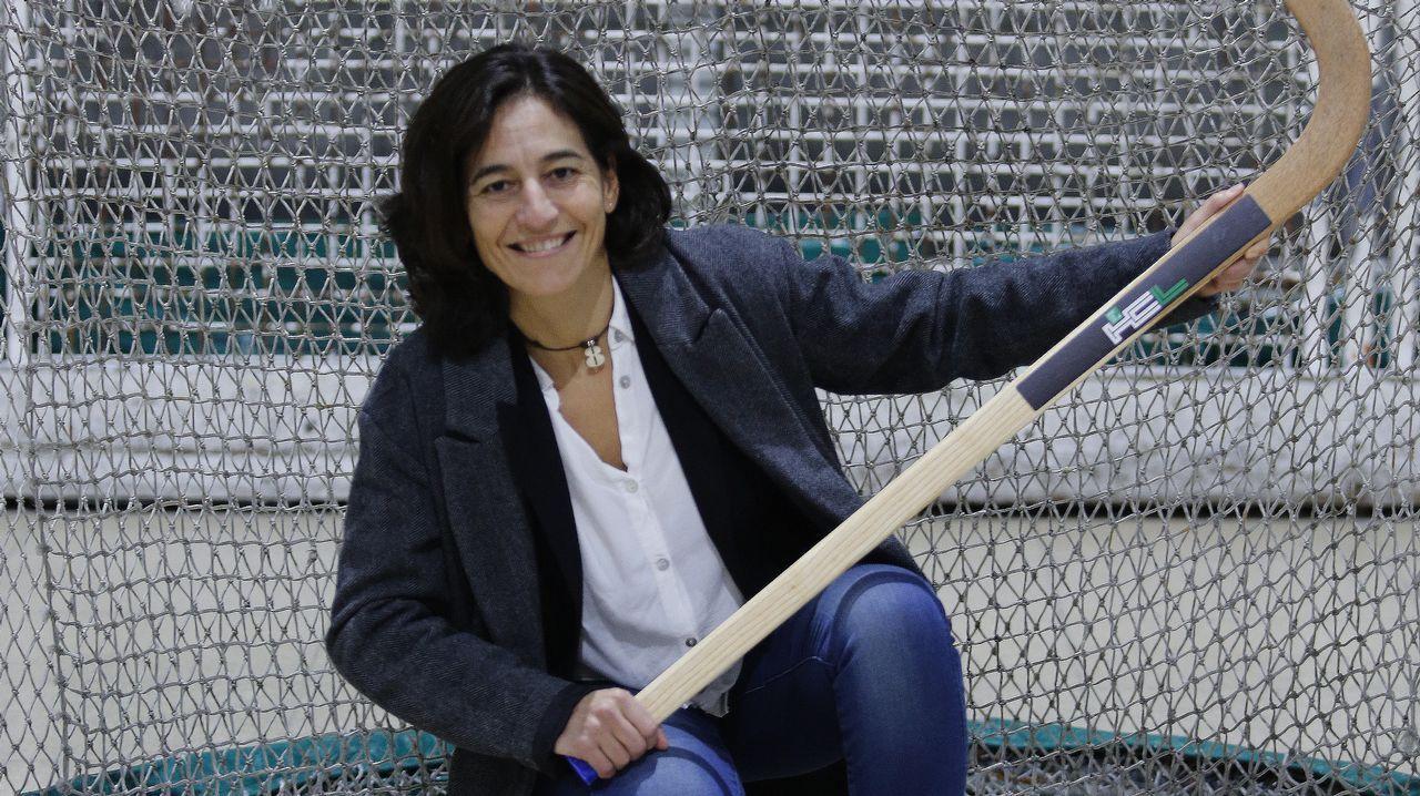 La surfista ovetense Carmen López