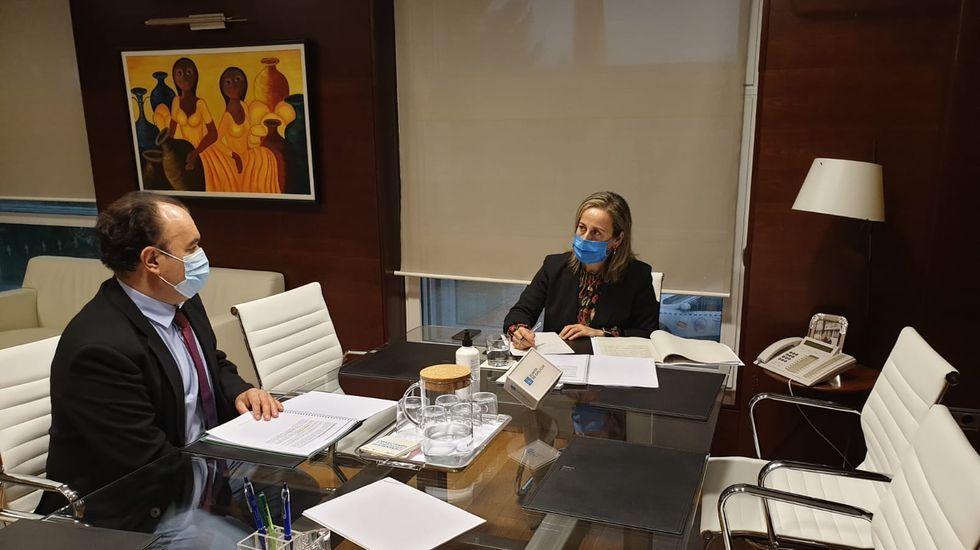 EN DIRECTO: Entrevista a Ana Pontón.José Luis Ábalos, ministro de Transportes, Movilidad y Agenda Urbana