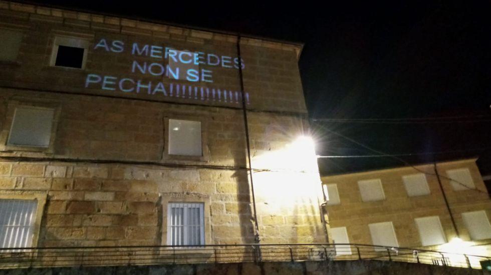 El ANPA del CEIP As Mercedes se movilizó la semana pasada por la falta de espacio