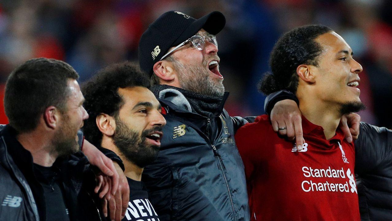 Kloppfirma la segunda final consecutiva con el Liverpool