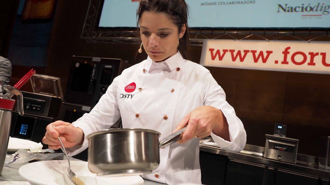 Jennise Ferrari (Qué Leche - Las Palmas): «Hacer una cocina con diversidad de productos es muy difícil en una isla, pero no imposible».