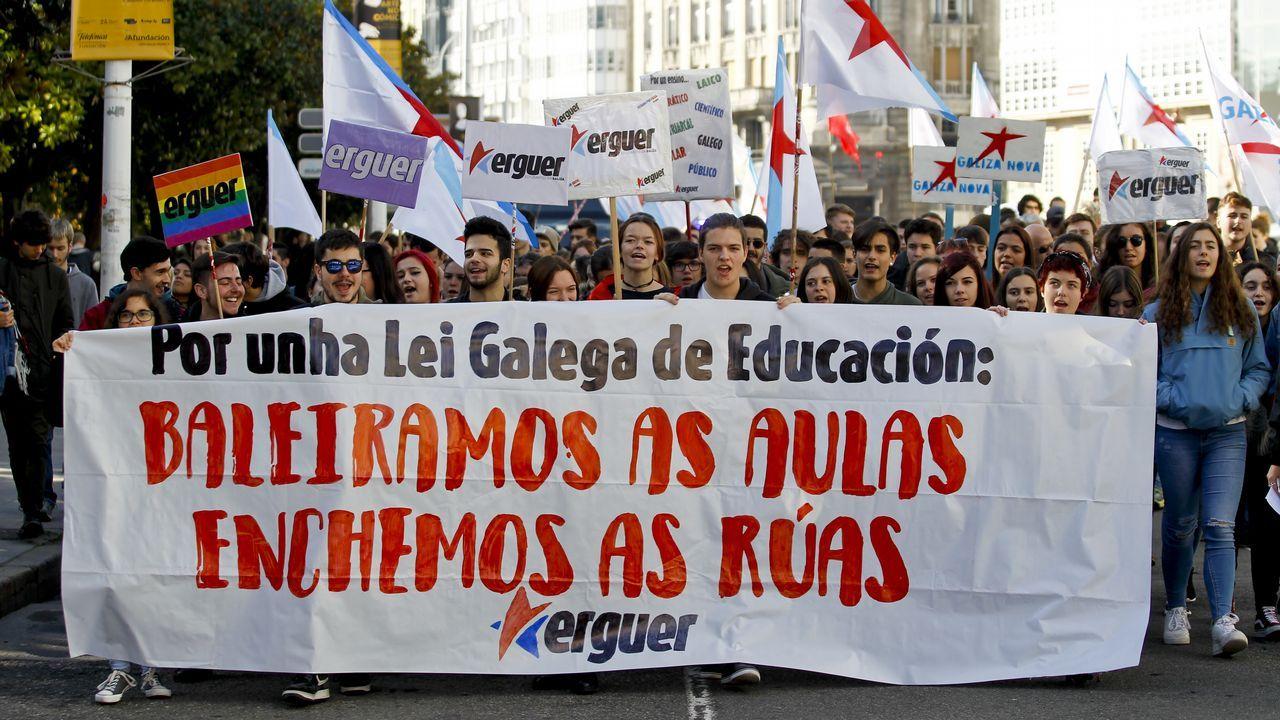 A Coruña.