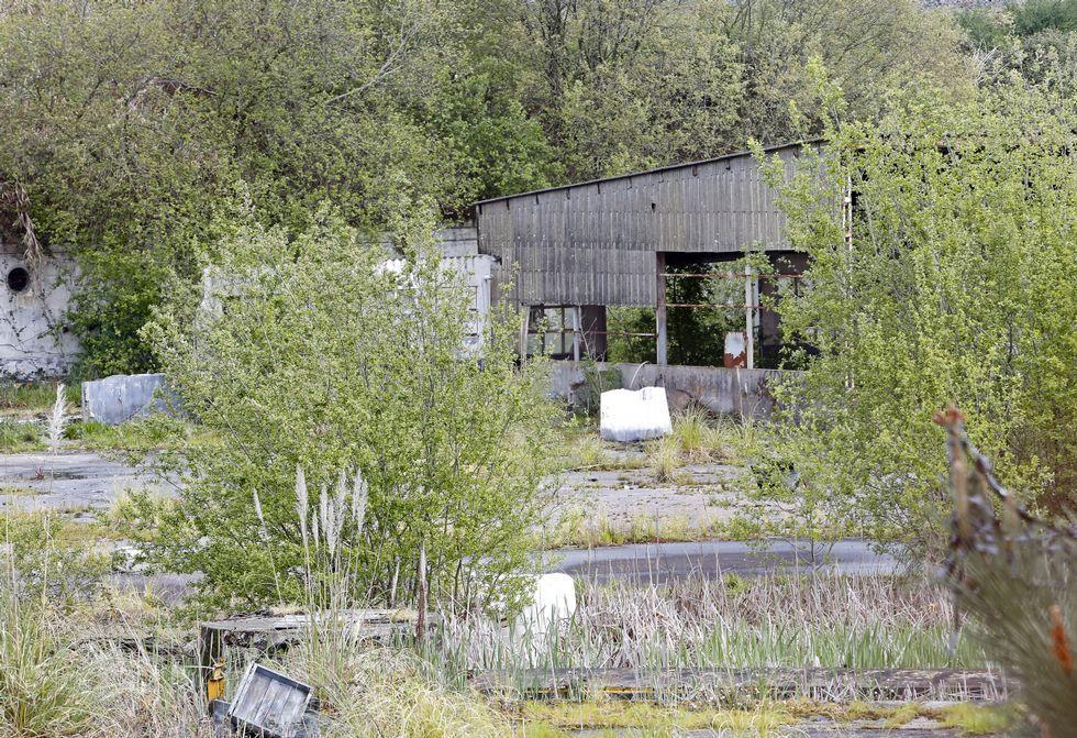 Ampliación de El Musel.El Concello y Costas proyectan la recuperación del uso público de la parcela, hoy abandonada.