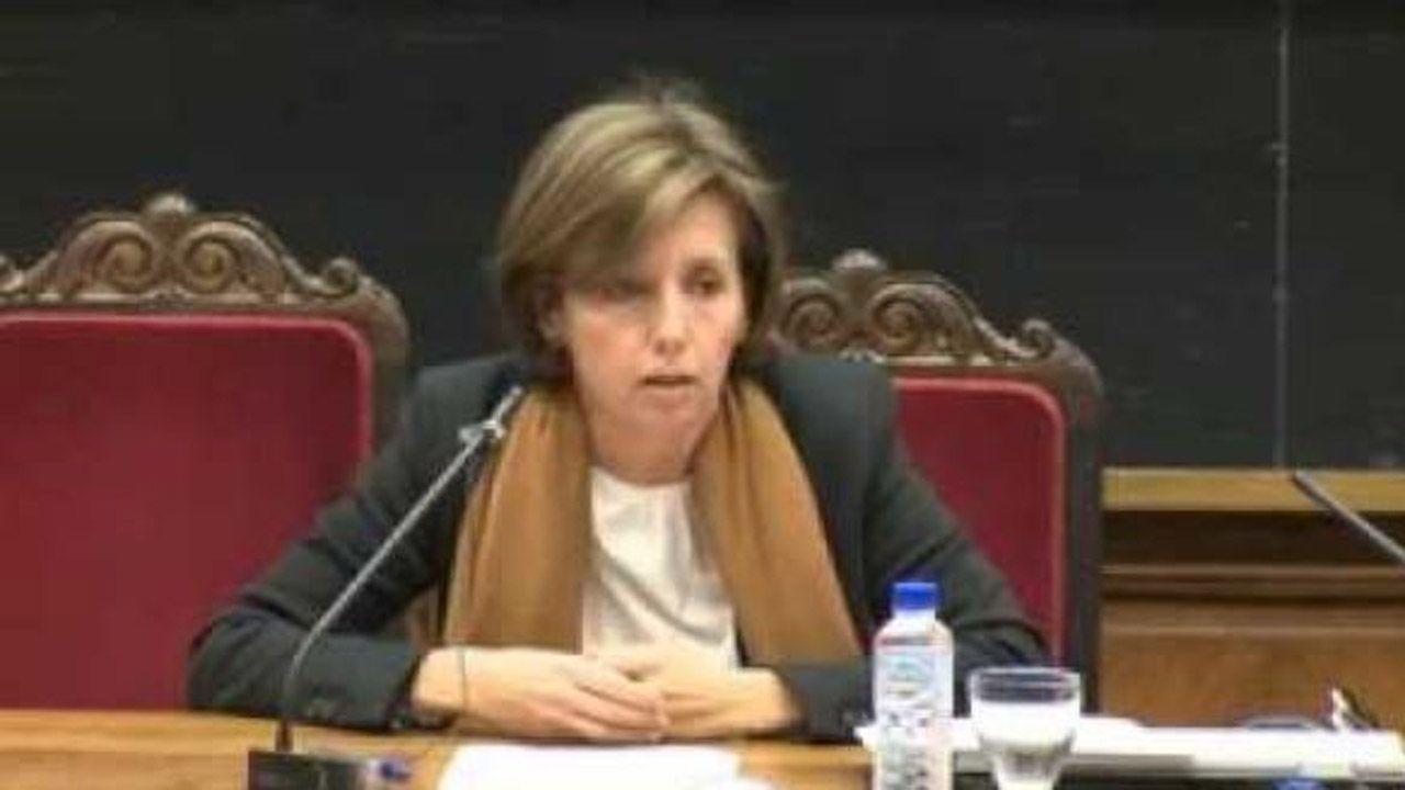 Begoña Sesma, nueva presidenta del Consejo Consultivo del Principado de Asturias