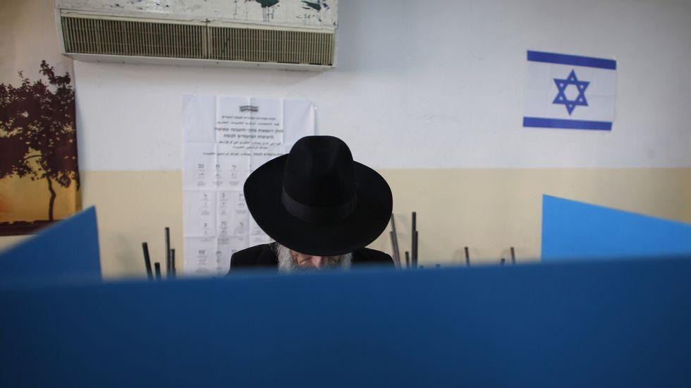 Jornada electoral en Israel