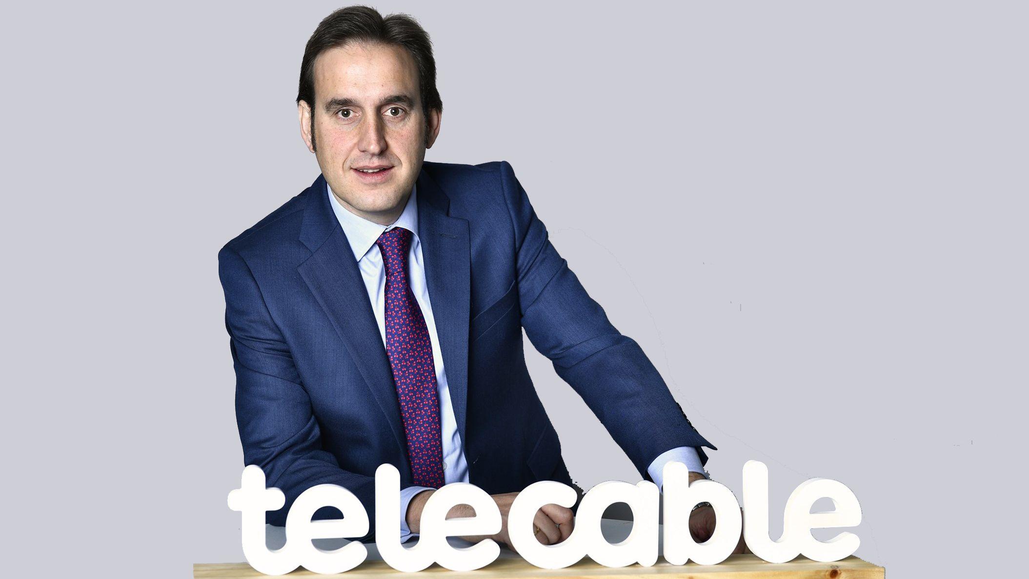 José Antonio Vázquez, nuevo director general de Telecable