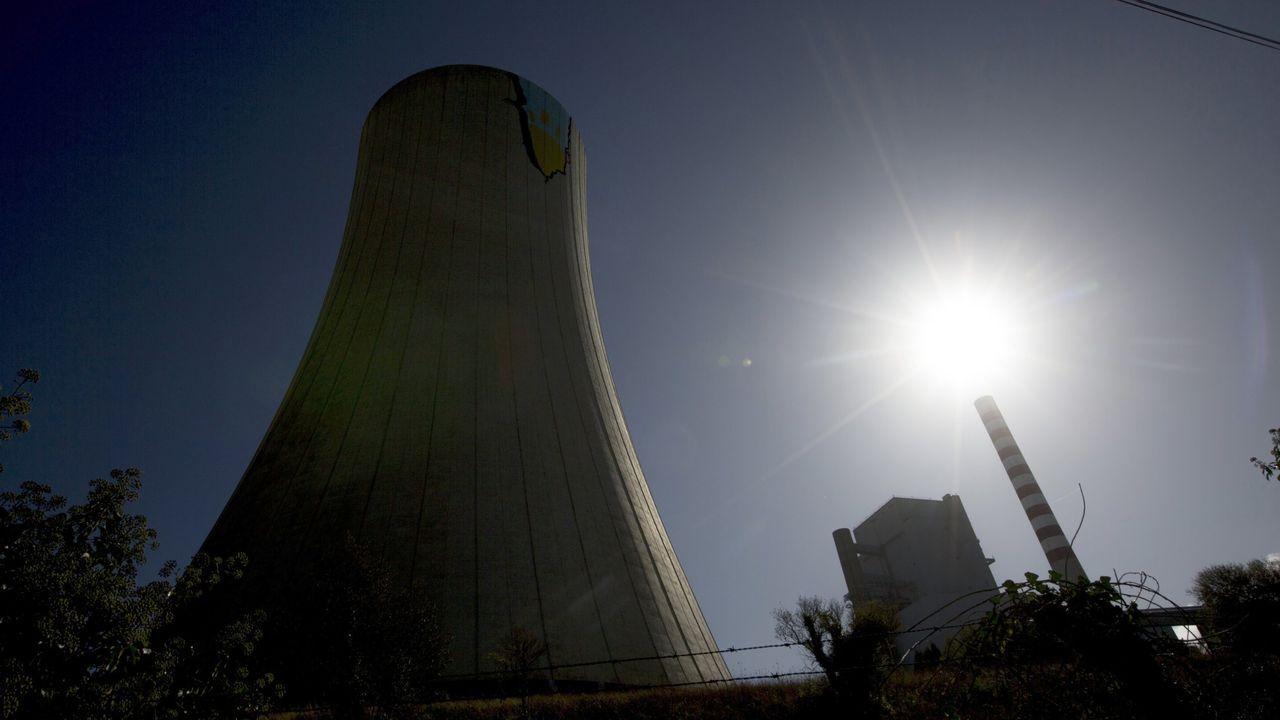 breve.La central térmica de Meirama (Cerceda), de Naturgy, cerrará a lo largo de este año