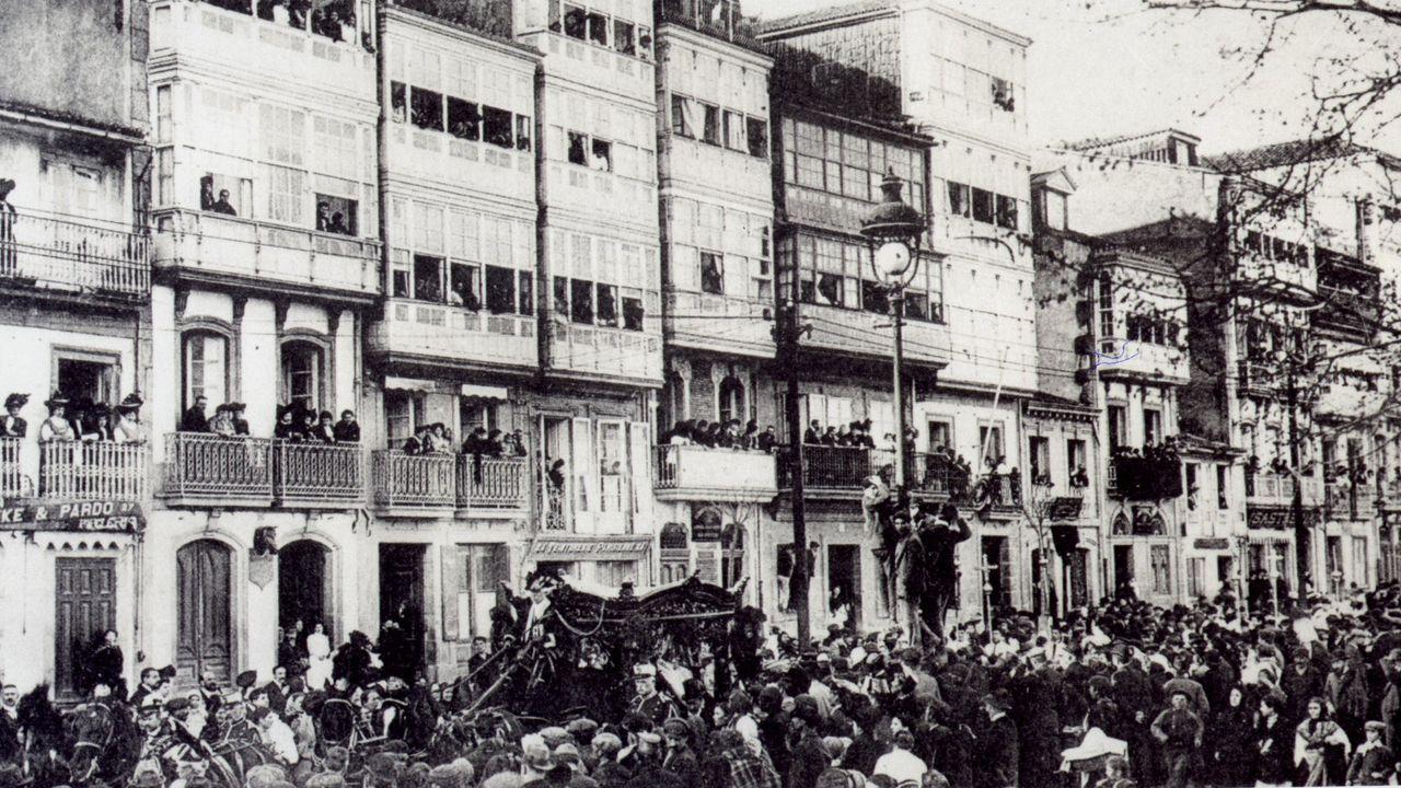 Doce fitos do galeguismo na Coruña.O termo Ortigueira é un fitotopónimo, pola alusión ás ortigas