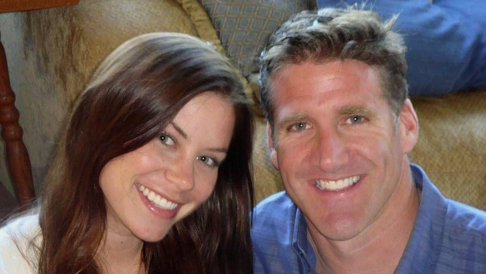 Brittany Maynard junto a su marido.