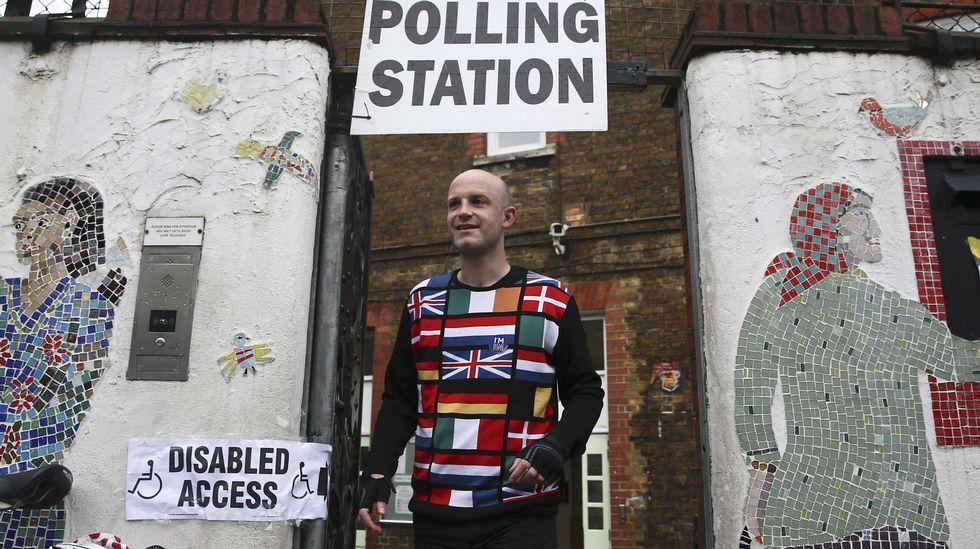 Referendo histórico en el Reino Unido