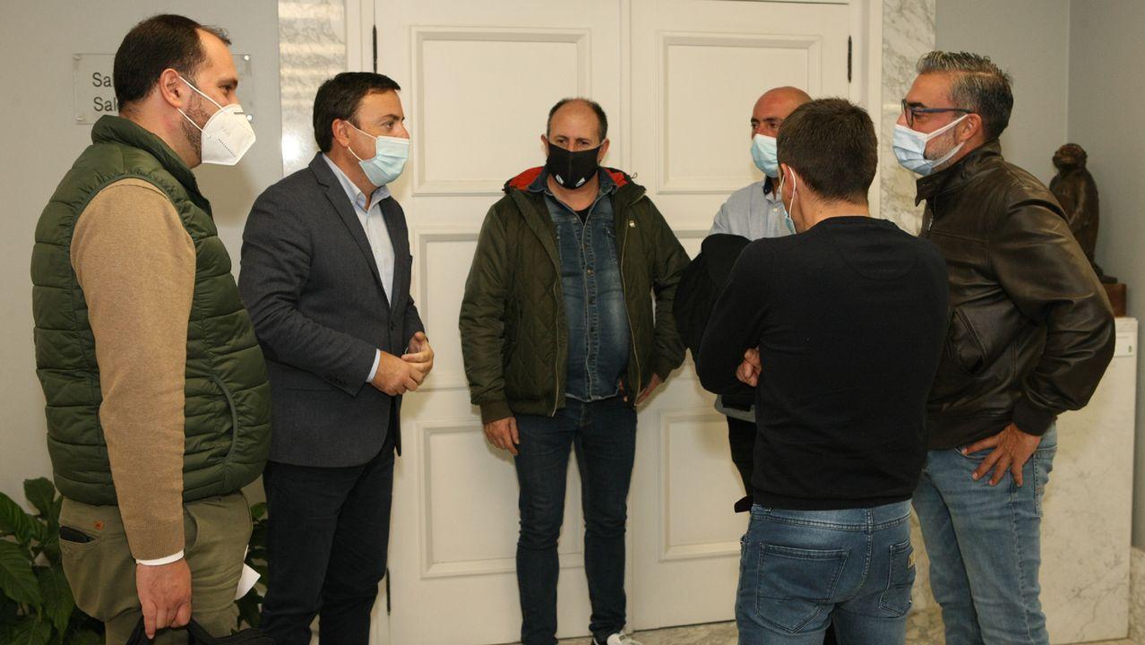 El comité de la planta se reunió hace unos días con el presidente de la Diputación