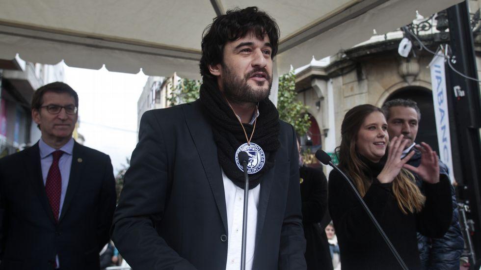 El periodista gallego Manuel Jabois, pregonero de la fiesta