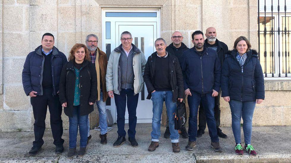 El pleno aprobó por unanimidad reclamar la reapertura del paritorio del hospital de Verín