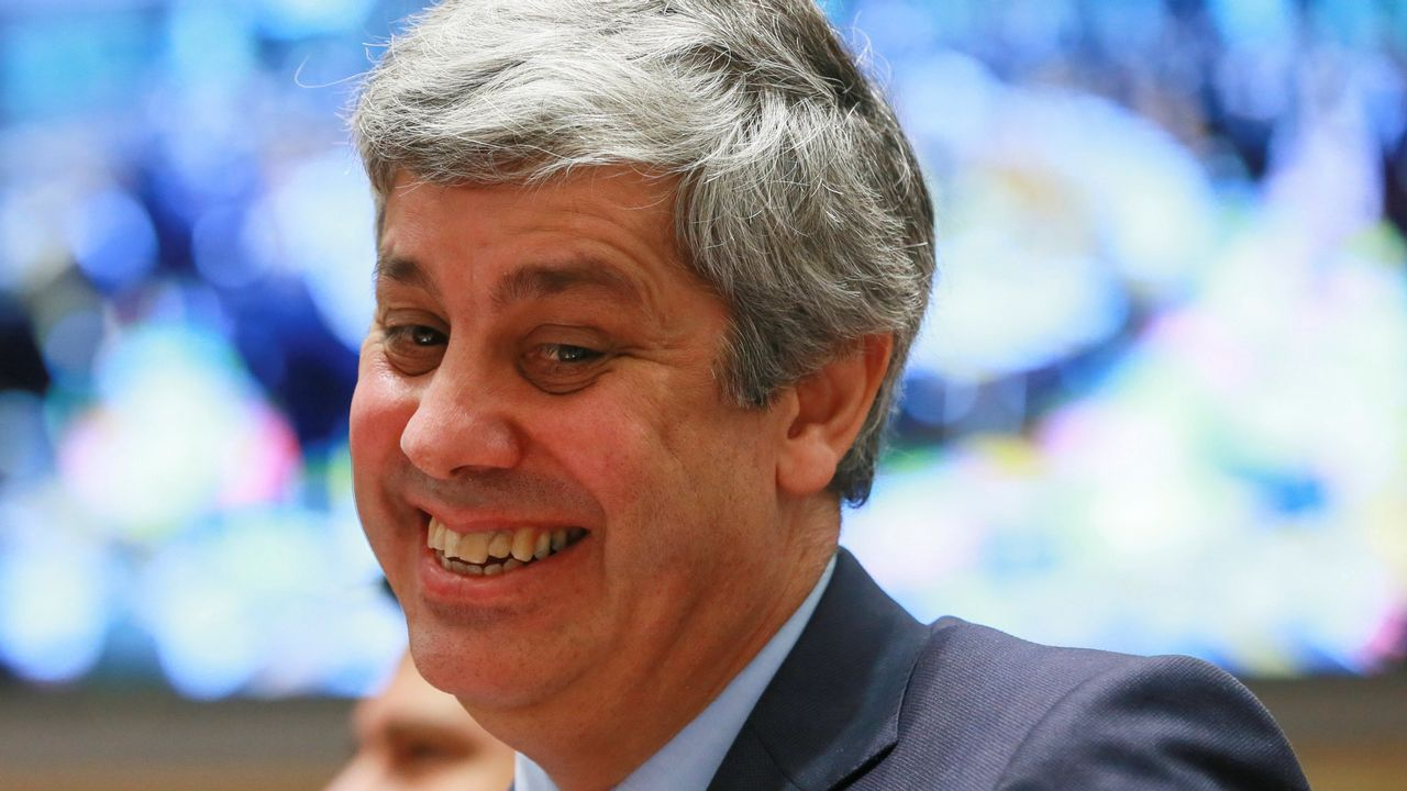 Josep Borrel está pendiente de relevar a  Federica Mogherini como jefa de la diplomacia europea
