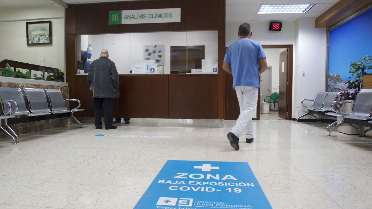 quirófano, médico, hospital, traumatólogo, Asturias, sanitario, personal sanitario.Hospital Juan Cardona de Ferrol