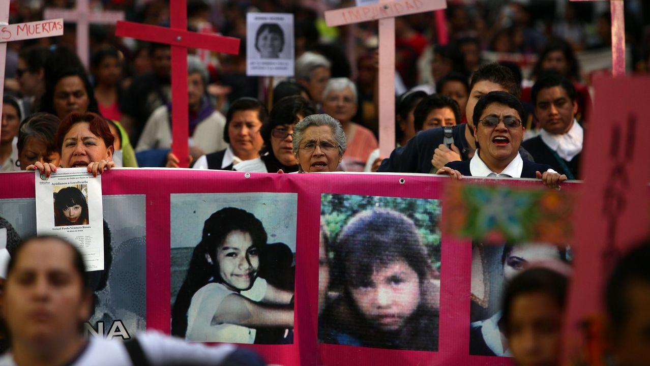 Las mujeres mexicanas llevan años de lucha contra el flagelo de los feminicidios
