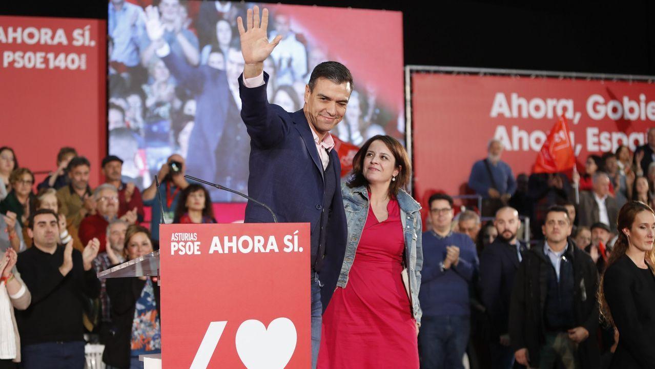 Tensión en el Congreso por la intervención de la portavoz EH Bildu.Vista puerto zona San Diego Coruña