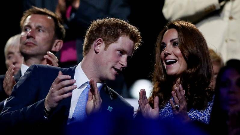 Harry y Kate, protagonistas de los últimos escándalos