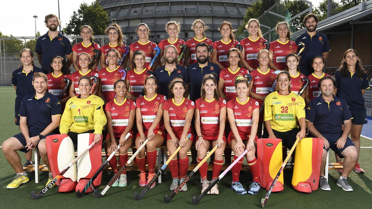 Selección de Hockey femenina
