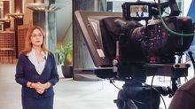 La eurodiputada de IU Ángela Vallina.La eurodiputada de IU Ángela Vallina