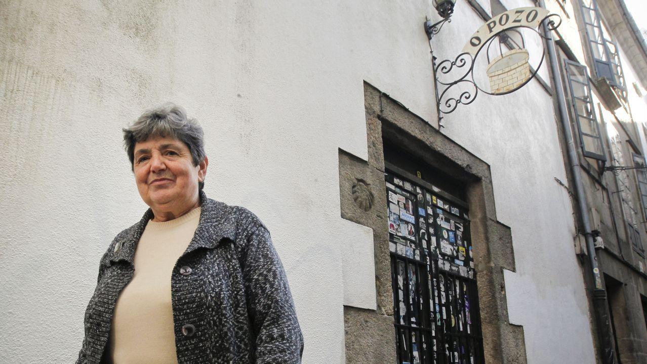 Primer resacón del 2020.La alcaldesa Inés Rey, en Radiovoz.
