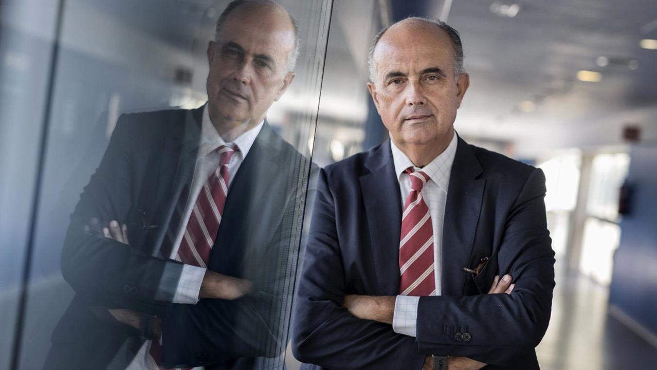 Antonio Zapatero, exdirector del hospital temporal de Ifema, será el sustituto de Yolanda Fuentes