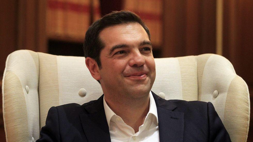 Vanguelis Miramakis, exlíder del partido Nueva Democracia.