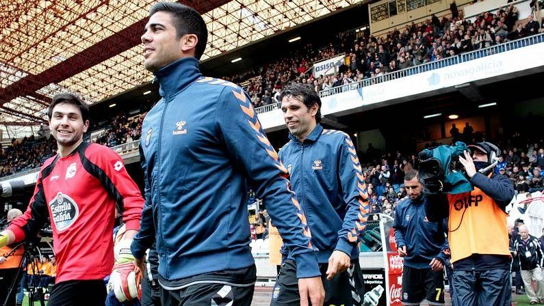 El Deportivo 1 - Las Palmas 2, en fotos