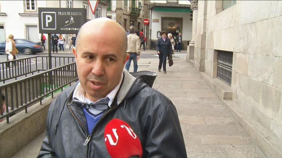 «No se puede vivir con 600 euros. ¡No da!».José Manuel Zapico, secretario general de CCOO