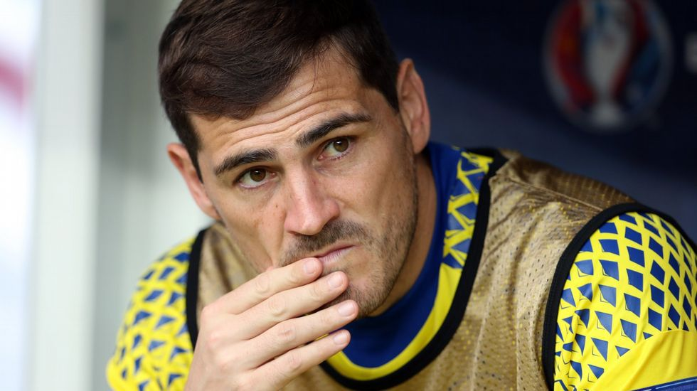 Del Bosque explica el distanciamiento con Casillas
