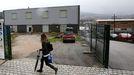 Imagen de archivo de la construcción de la sede de Bosch en Vigo