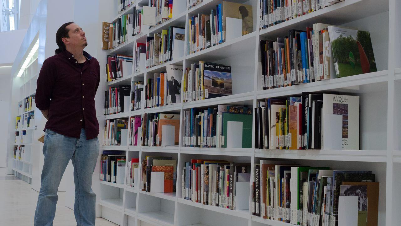 Borja Caamaño, fundador y editor de Bunker Books.Borja Caamaño, fundador y editor de Bunker Books