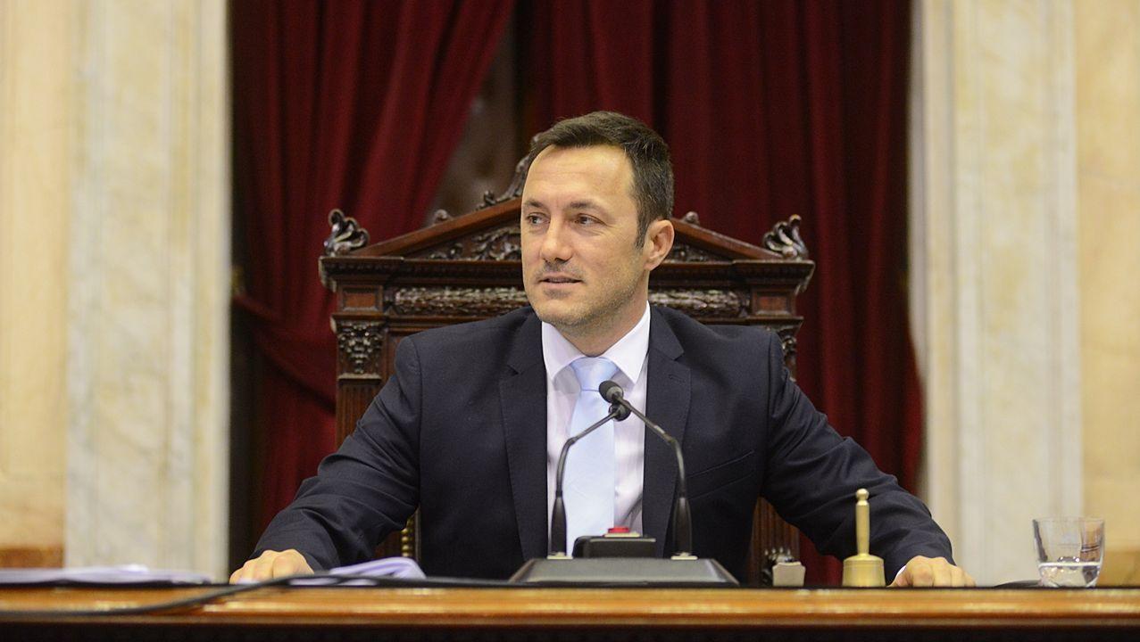 Luis Alfonso Petri, vicepresidente segudno de la Cámara de Diputados de Argentina