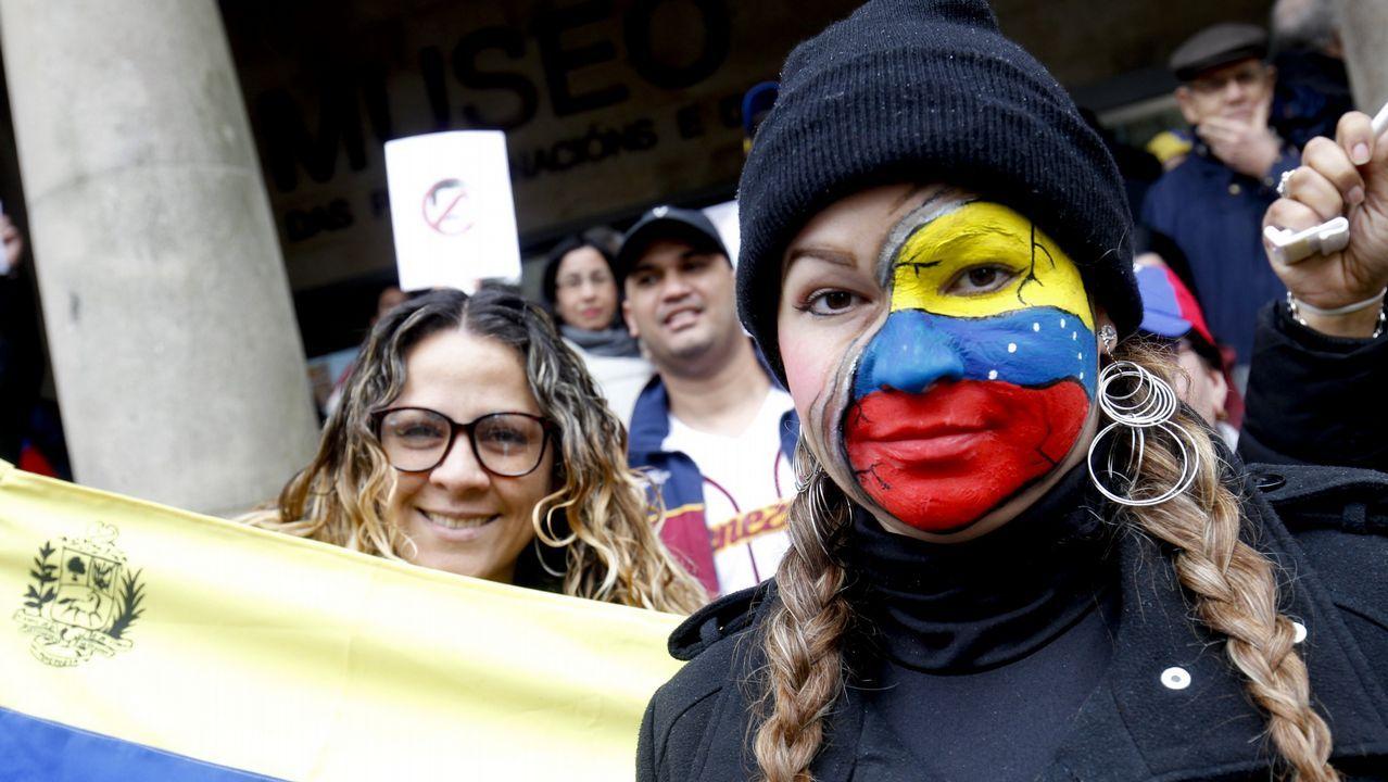 Sánchez busca en Vigo el voto de los que quieren una «opción moderada».La llegada de emigrantes venezolanos sigue creciendo en Galicia