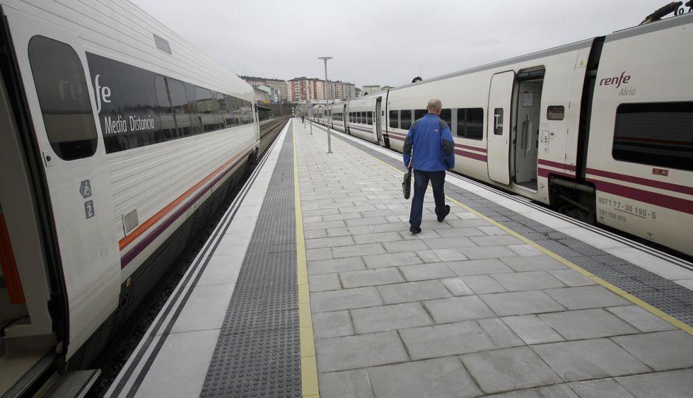 Las críticas hacia Renfe por la mala calidad del servicio en Lugo comienzan a aumentar.