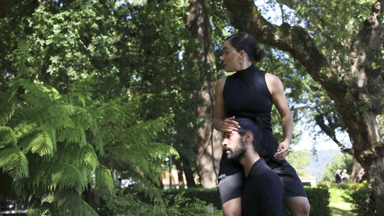 O novo proxecto foi presentado en Santiago coa actuación de Glovo.