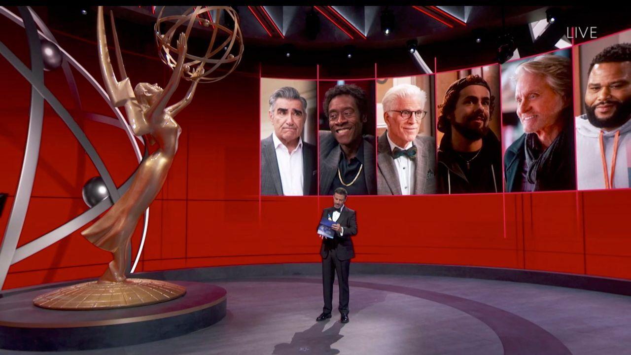 Primeras imágenes de la cuarta temporada de «The Crown».Holbrook, retratado en Los Ángeles en el 2014