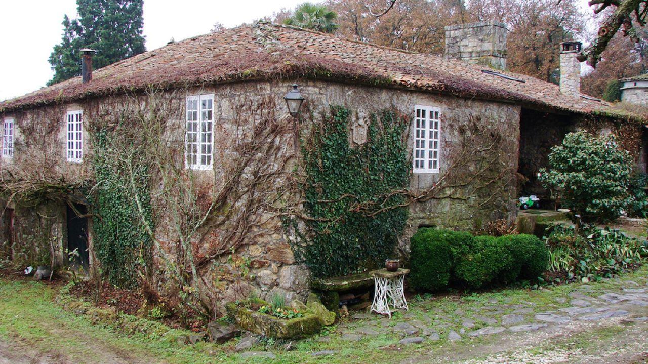 La Méndez Núñez inicia un despliegue de cuatro meses con la OTAN.La edificación se encuentra en el municipio de Vedra, cerca de Santiago