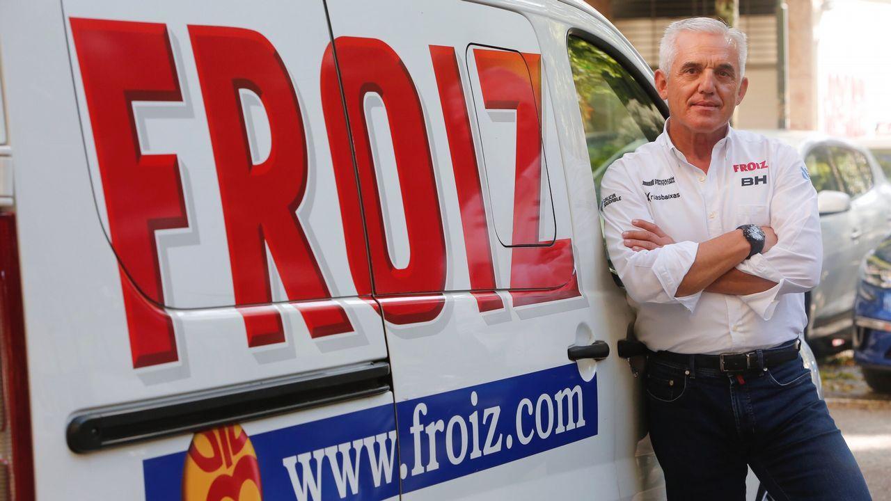 Arranca la temporada del Froiz.Steven Calderon Porras