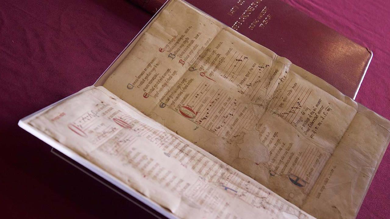 ¿Por qué es tan importante el pergamino Vindel?