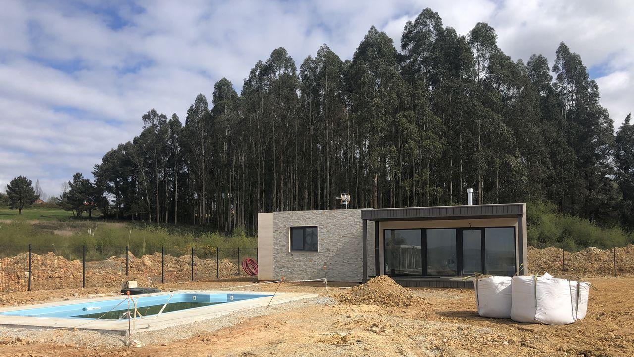 Costa Miño centra el mayor número de nueva construcción en el municipio